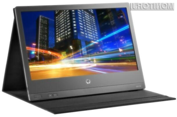 HP je na CES-u predstavil svoj prvi prenosni USB zaslon.