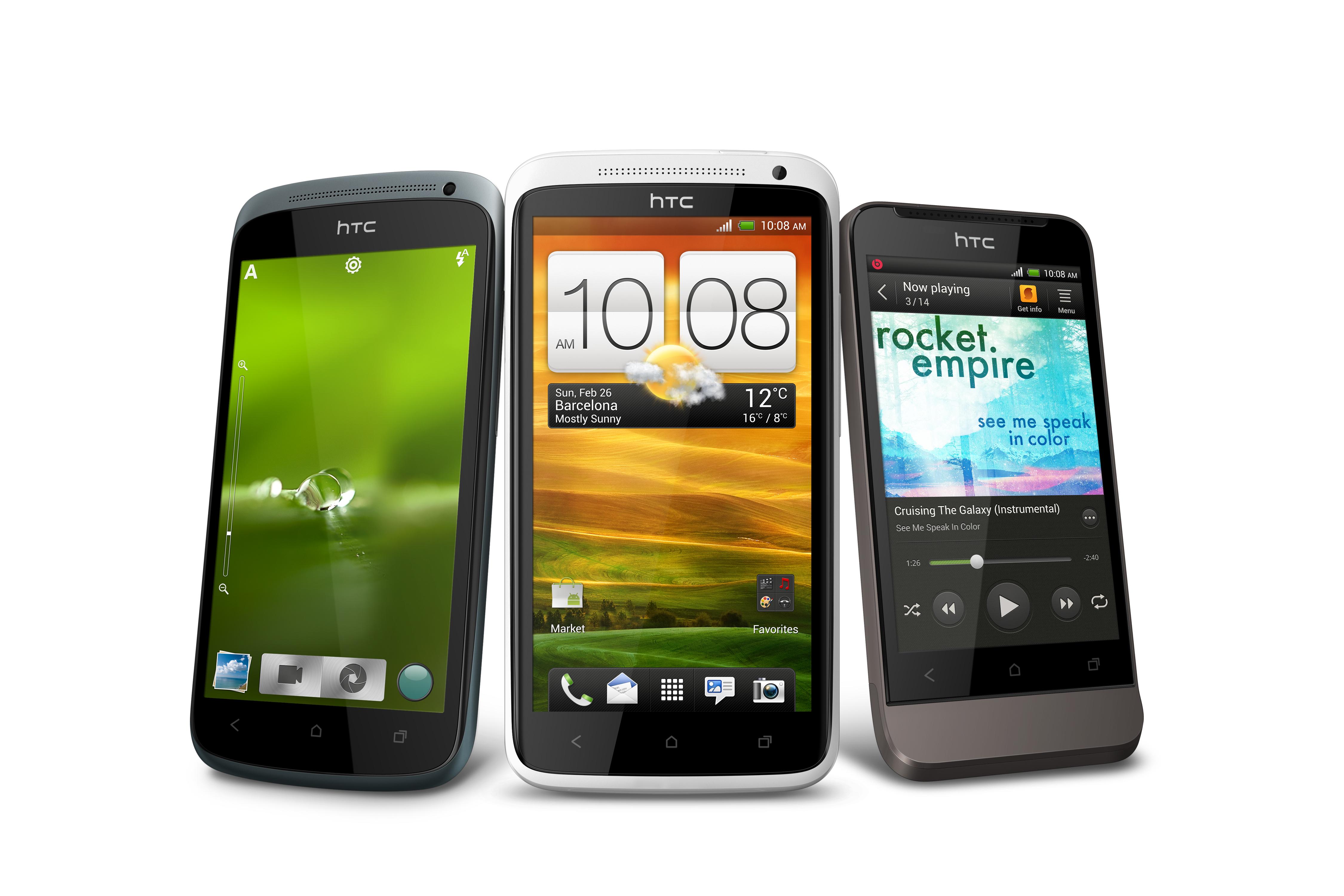 HTC namerava v tem letu predstaviti kar precejšnjo število novih pametnih telefonov.