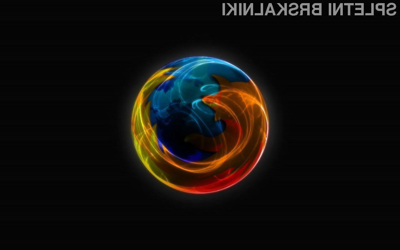 Firefox 18 na voljo za prevzem