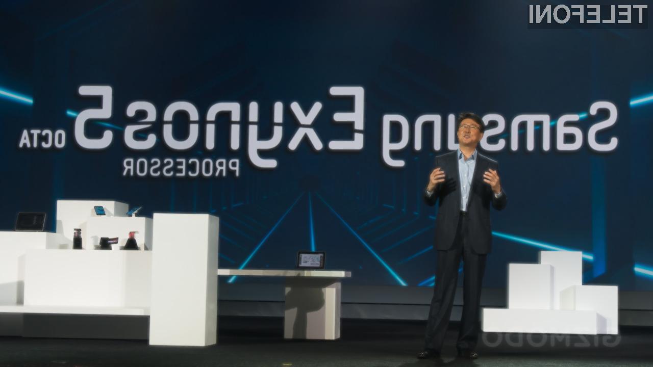 Samsungov 8-jedrnik se bo najverjetneje znašel v telefonih višjega cenovnega razreda.