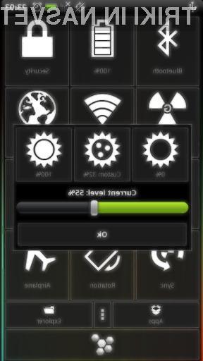 S programsko opremo Hive Settings si boste znatno pohitrili in olajšali dostop do ključnih funkcij mobilnega operacijskega sistema Android.
