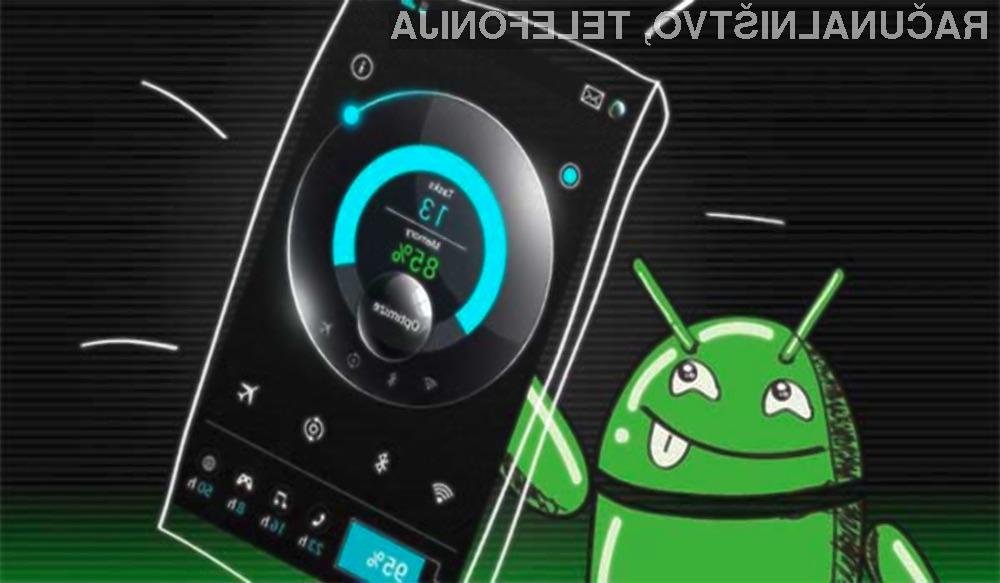 Operacijski sistem Android lahko le z nekaj preprostimi koraki postane precej hitrejši.