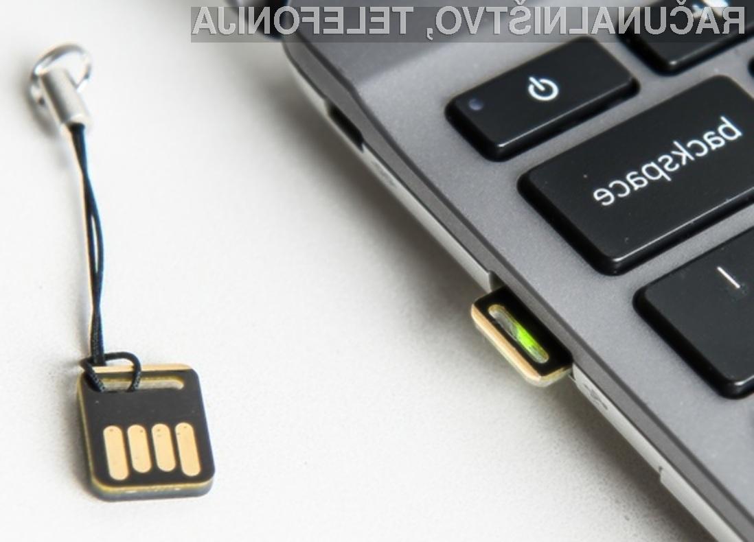 Z uporabo šifrirne kartice Yubico bo naš dostop do Googlovih storitev in podatkov nadvse varen!