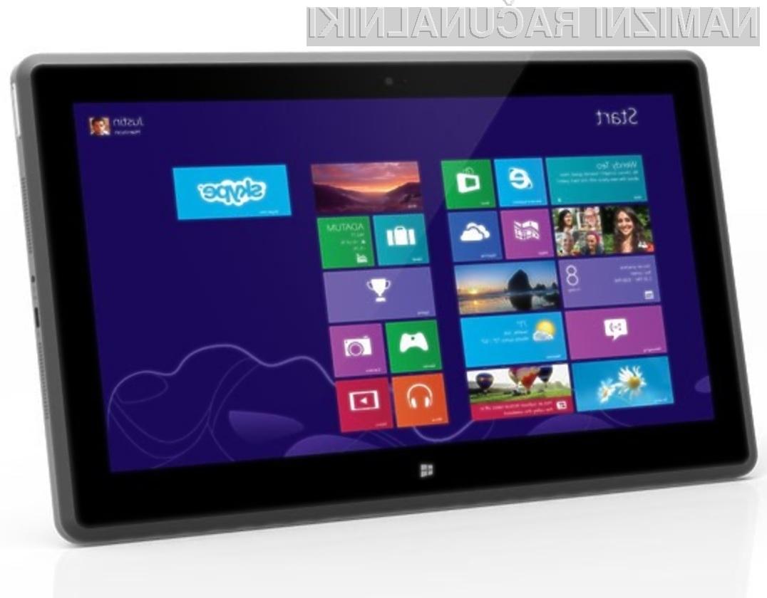 Vizio Tablet PC je prvi tablični računalnik, opremljen s procesorjem AMD.