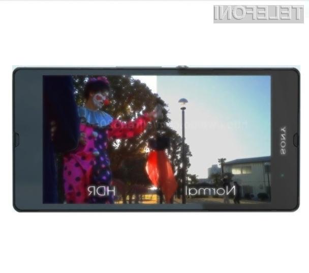 Mobilnik Sony Xperia Z bo odlično zaščiten pred vodo, prahom, padci in udarci.