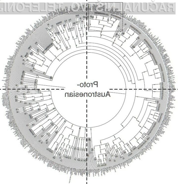 Računalnik je uspešno obnovil tako imenovan avstronezijski jezik, ki so ga ljudje govorili pred več kot 7000 leti.