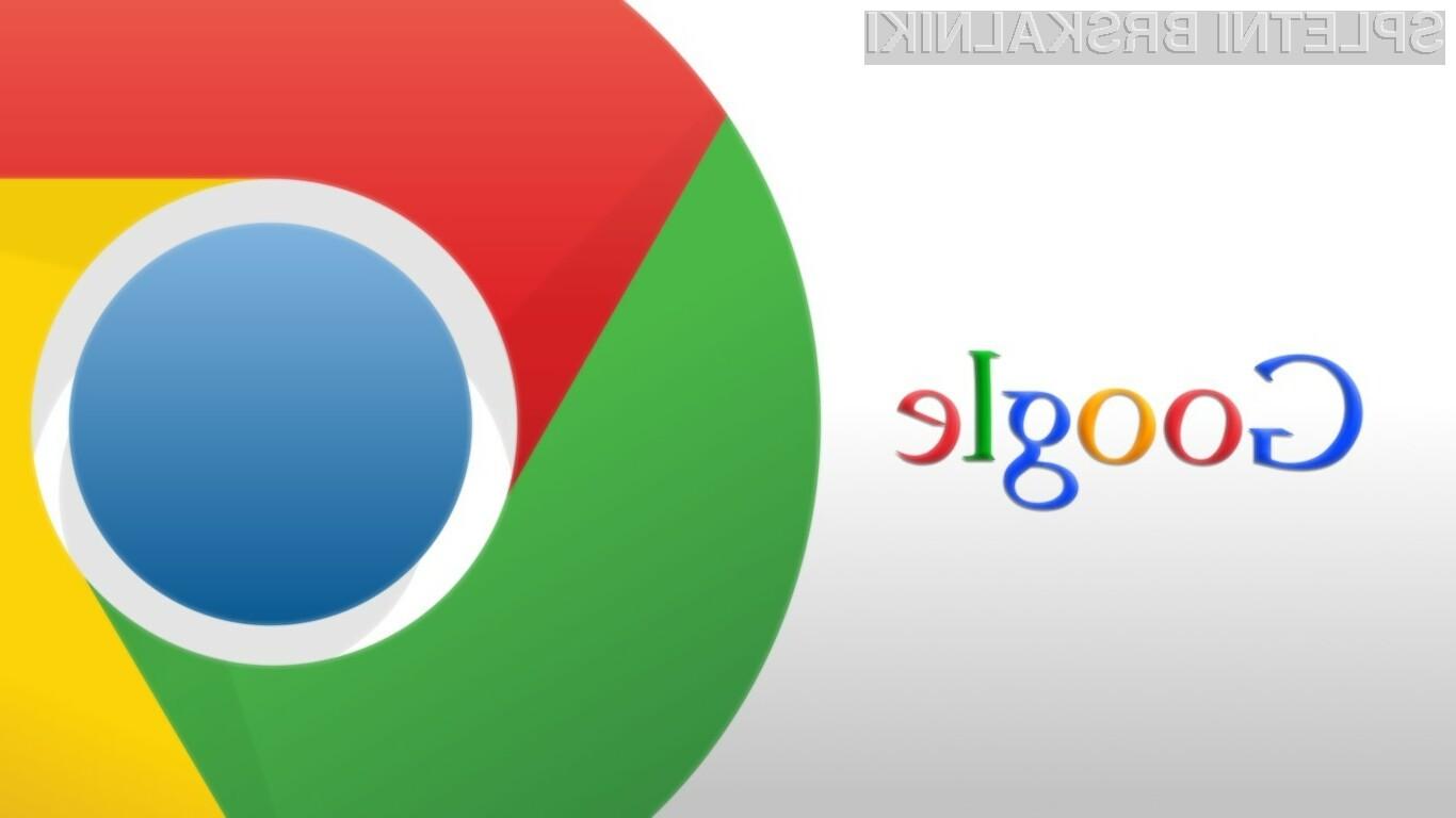 Novi spletni brskalnik Google Chrome za računalnike Mac OS preprečuje samodejni prikaz gesel!