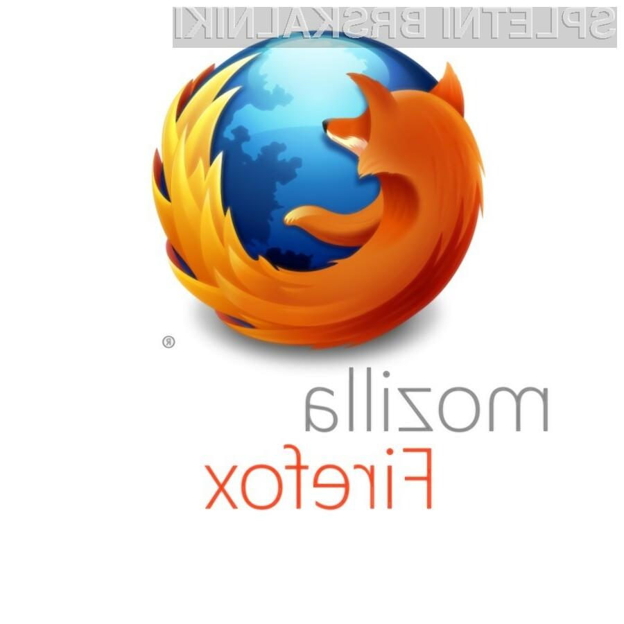 Poskusni Firefox 22 se po uporabnosti že postavlja po robu konkurenčnemu brskalniku Google Chrome.