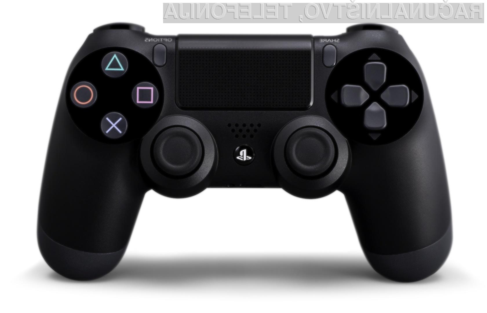 Novi plošček DualShock 4 bo prav gotovo ena izmed največjih pridobitev nove konzole.