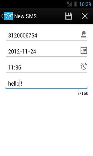 Uporabnost in enostavnost sta glavni odliki aplikacije SMS Later.