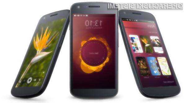 Ubuntu se precej razlikuje od drugih mobilnih operacijskih sistemov.