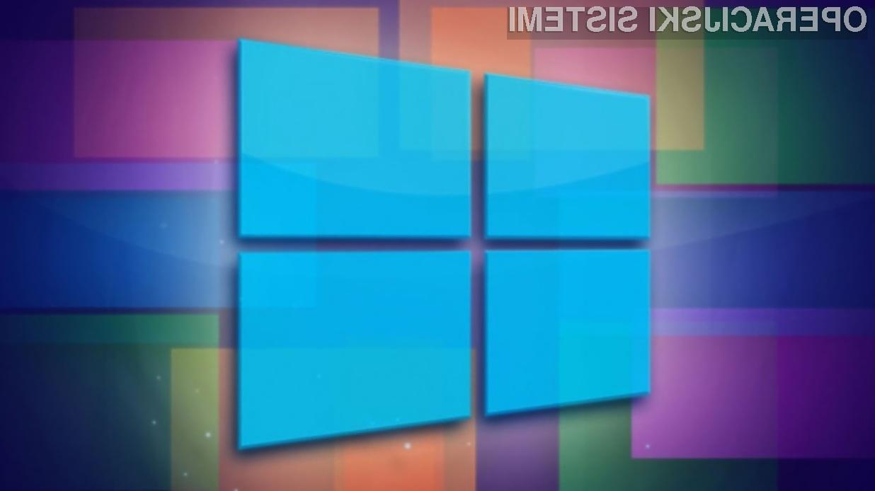 Nadgradnja operacijskega sistema Windows bo v okviru programa Windows Blue cenejša od novih različic!