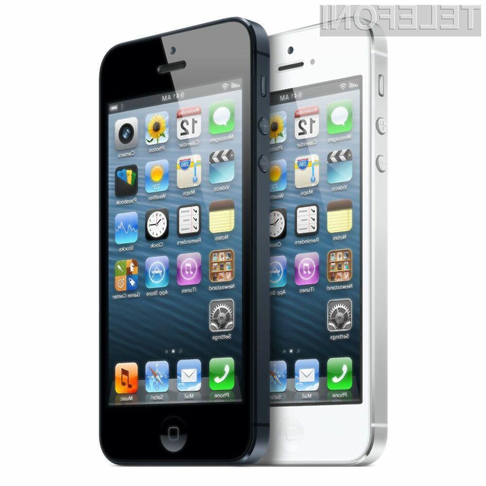 iPhone 5 bo v kratkem dobil svojega naslednika.