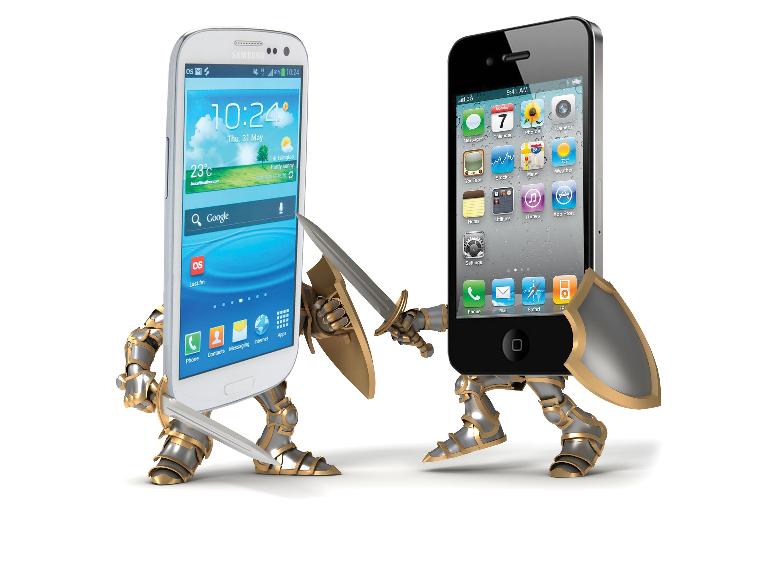 Samsung za oglaševanje porabi veliko več denarja kot Apple.