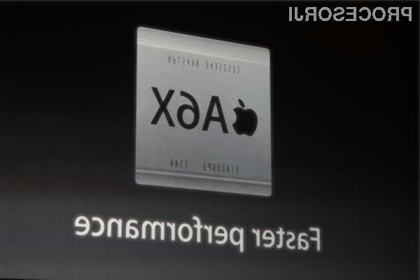 Naslednja generacija Applovih mobilnih naprav bo najverjetneje opremljena z Intelovimi procesorji.