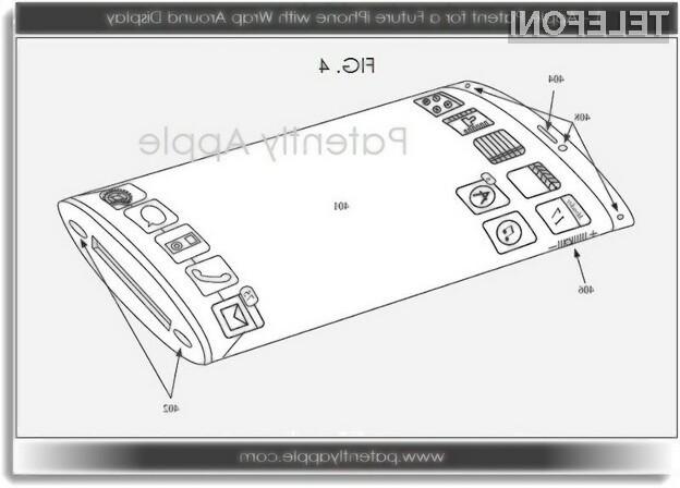 Bo iPhone že v bližnji prihodnosti izgledal takole?