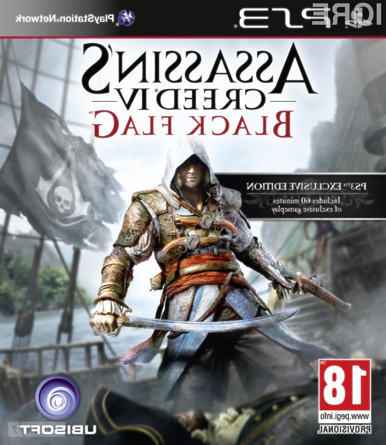 Novo nadaljevanje igre Assassin's Creed bo pripravljeno nekje v začetku naslednjega leta.