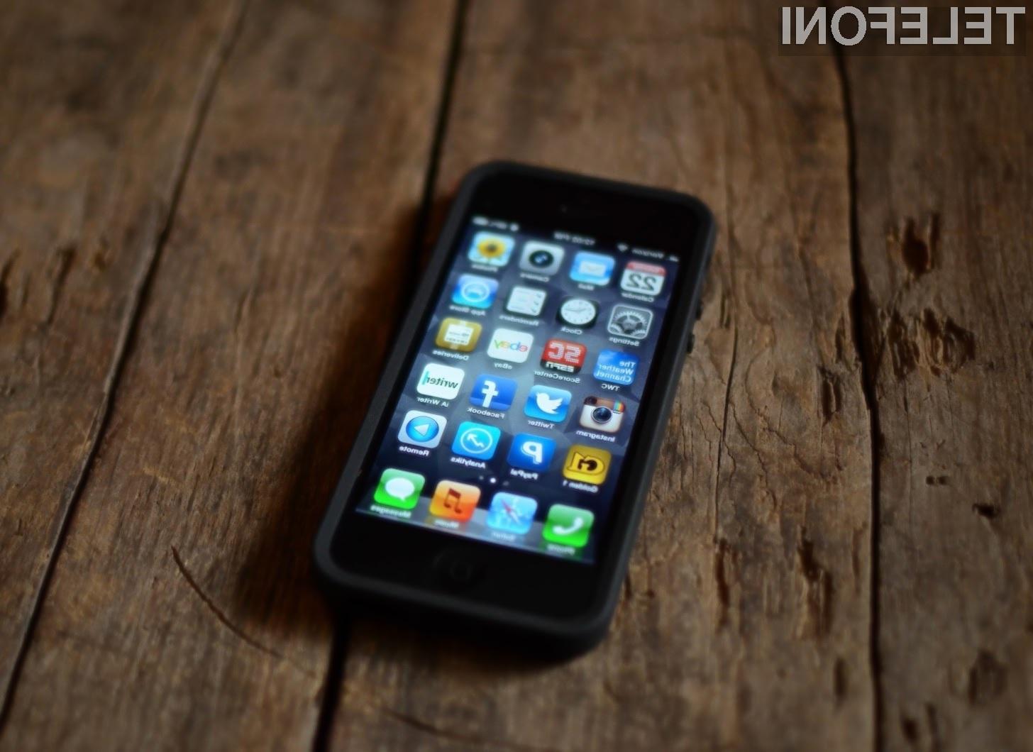 Mobilni operacijski sistem iOS je luknjast kot švicarski sir!