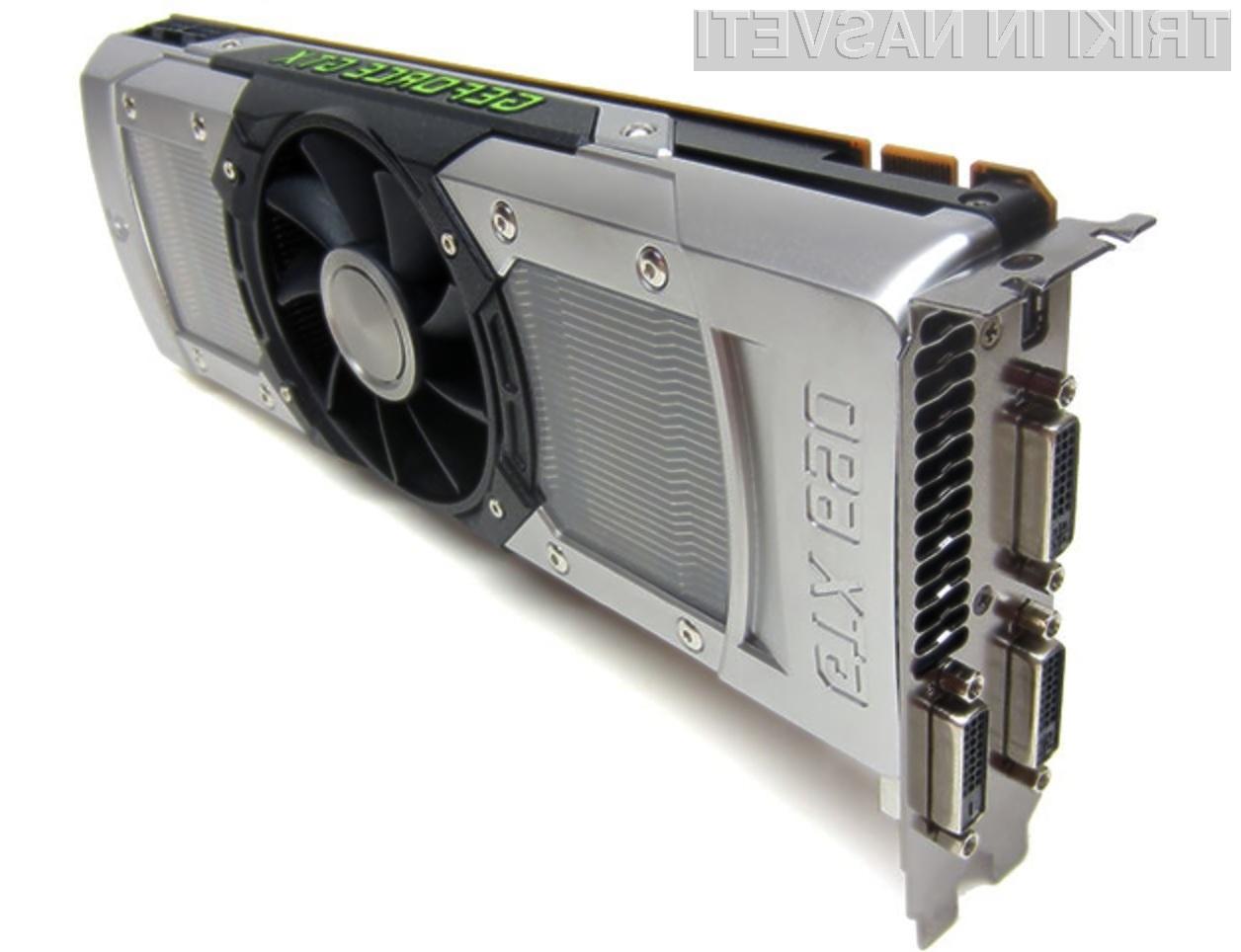Cenovno povsem neprimerljive grafične kartice GeForce GTX690, Quadro K5000 in Tesla K10 so v osnovi povsem enake.