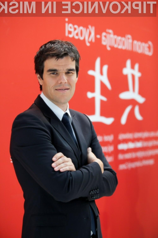 Vodenje podjetja Canon Adria d. o. o. je prevzel Goran Sretenoski.