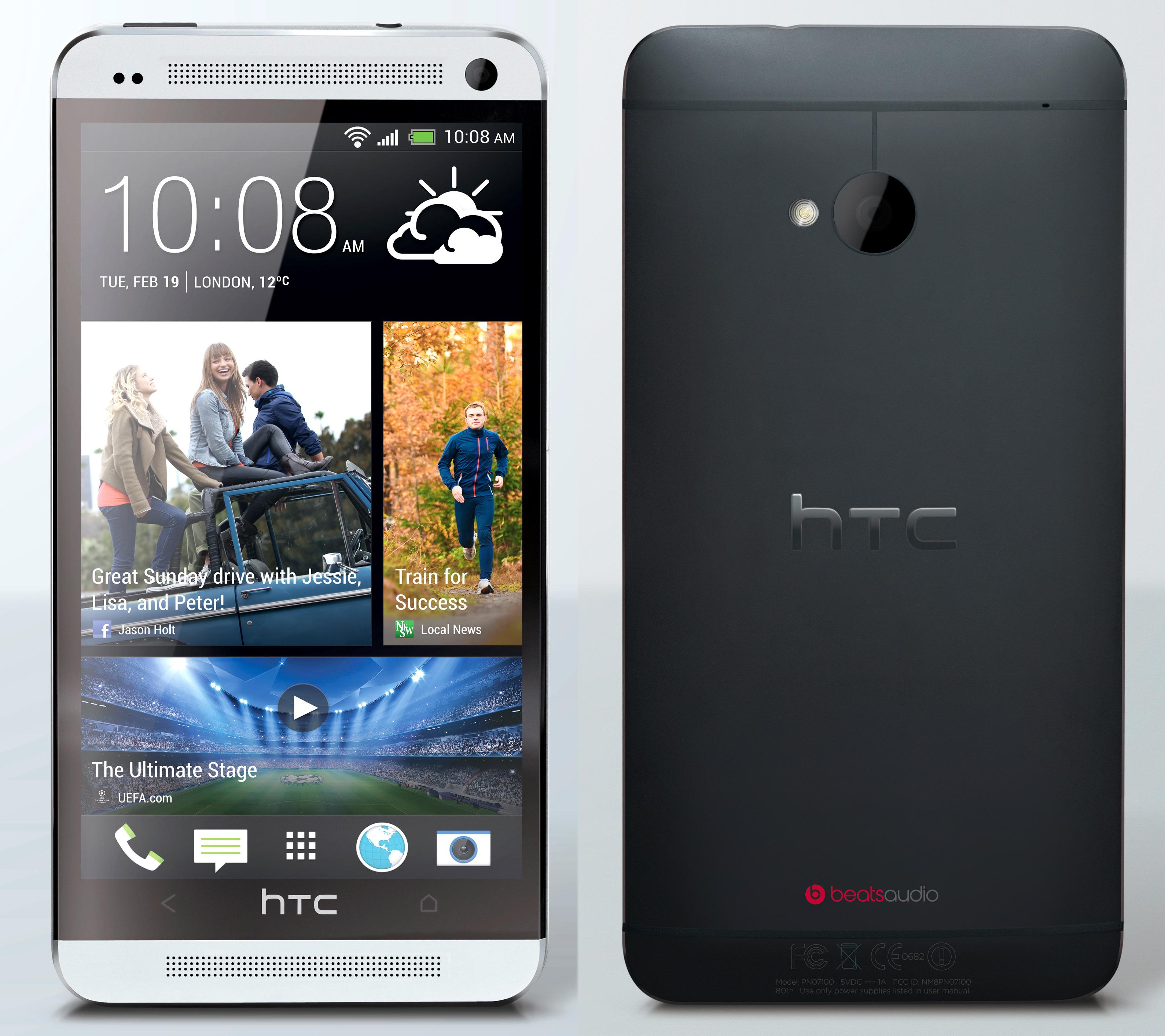 Mobilnik HTC One naj bi bil že konec aprila naprodaj tudi pri nas.