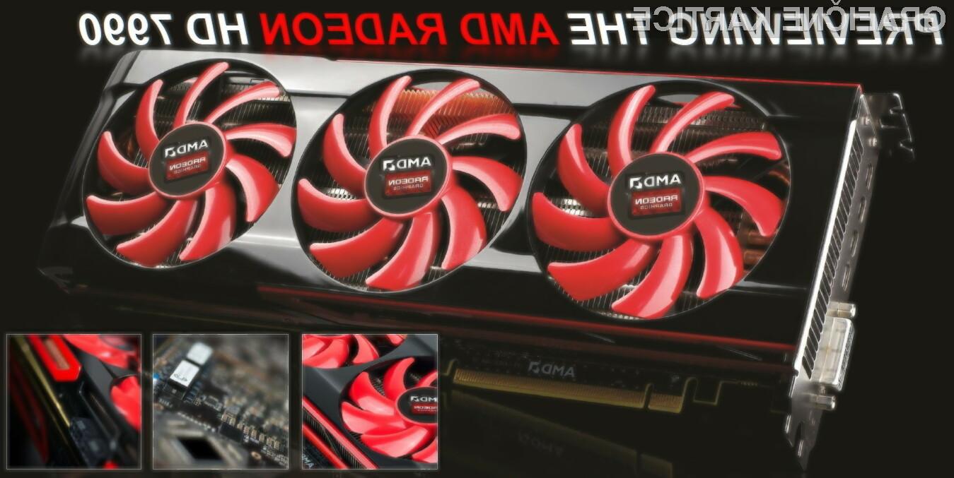 Grafične kartice Radeon HD 7990 bodo najbolj veseli tisti, ki obožujejo grafično najzahtevnejše računalniške igre.