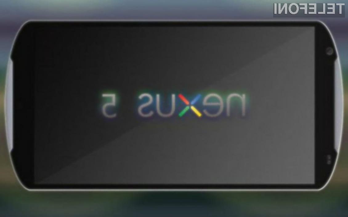 Mobilnik Google Nexus 5 bo prvi, ki bo imel nameščen težko pričakovan sistem Android 5.0 Key Lime Pie.