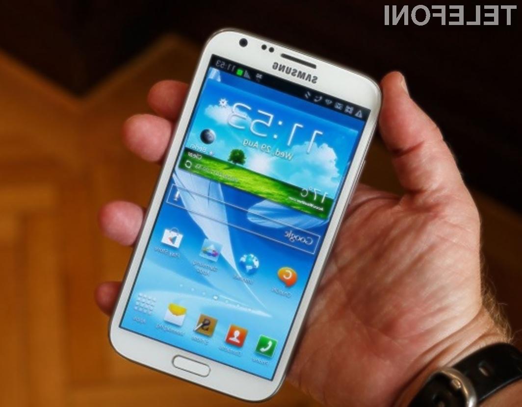 Uporaba plastičnega zaslona pri mobilniku Samsung Galaxy Note 3 bo podjetju Samsung omogočila vgradnjo zmogljivejše baterije.