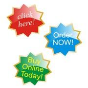 Spletna stran, ki prodaja