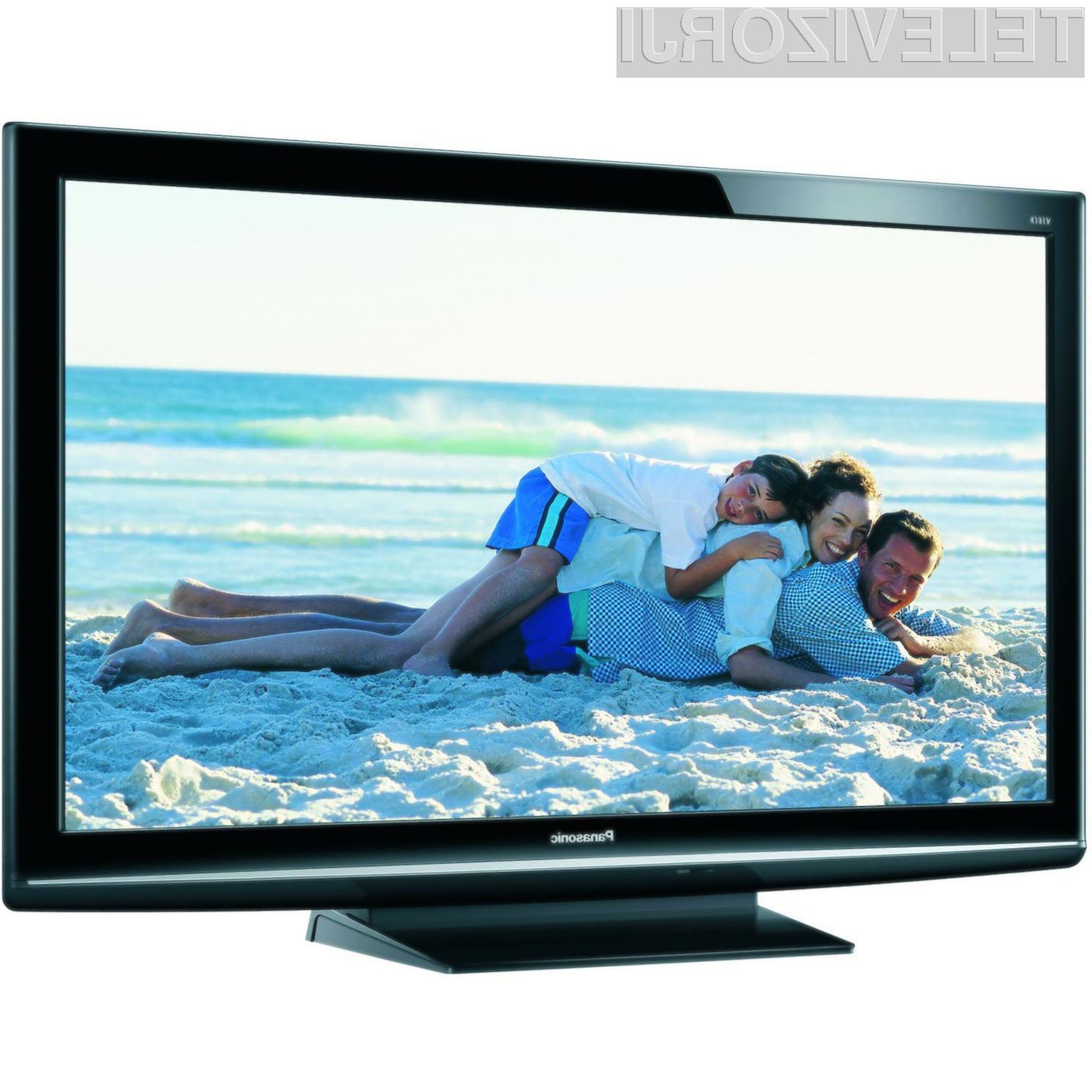 Plazmatski televizorji naj bi bili naprodaj le še slabo leto dni!