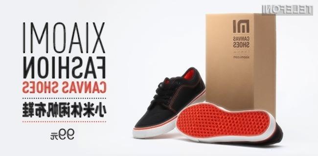 Kitajski Xiaomi bo kupcem še do konca tega leta ponudil prve pametne čevlje.