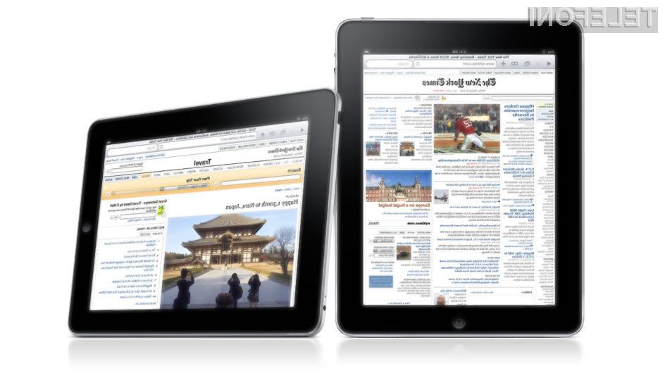 Apple je navkljub precej večjemu številu dostav izgubil tržni delež.