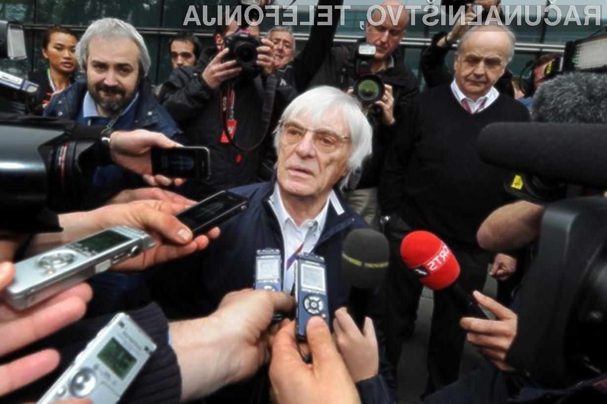 Ker Bernie Ecclestone dirke v Bahrajnu ne bo odpovedal, bo kmalu občutil vso moč hekerske skupine Anonymous.