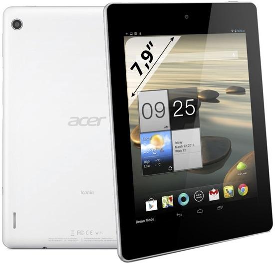 Tablica Acer Iconia A1-810 naj bi šla v prodajo kot vroče žemljice.
