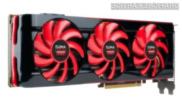 Grafične kartice Radeon HD 7990 so pisane na kožo vsem, ki obožujejo grafično najzahtevnejše računalniške igre.