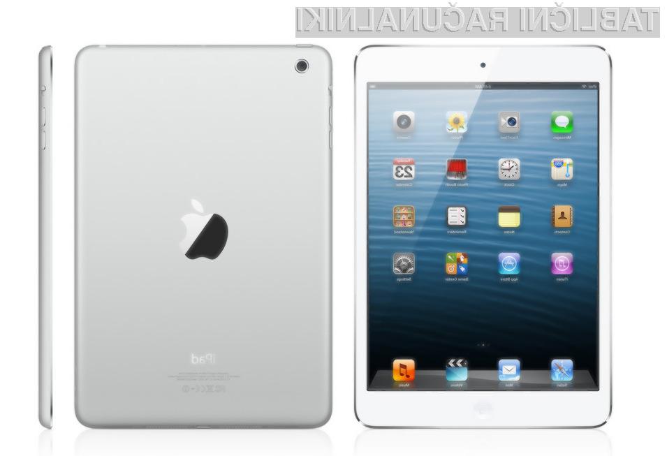 Tablični računalnik iPad 5 bo zaradi nizke teže kot nalašč tudi za prebiranje elektornskih knjig.