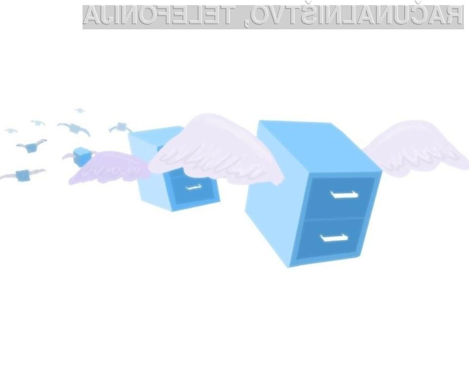 Podjetje Dropbox je svojo priljubljeno oblačno storitev posebej prilagodilo potrebam in zahtevam podjetij.