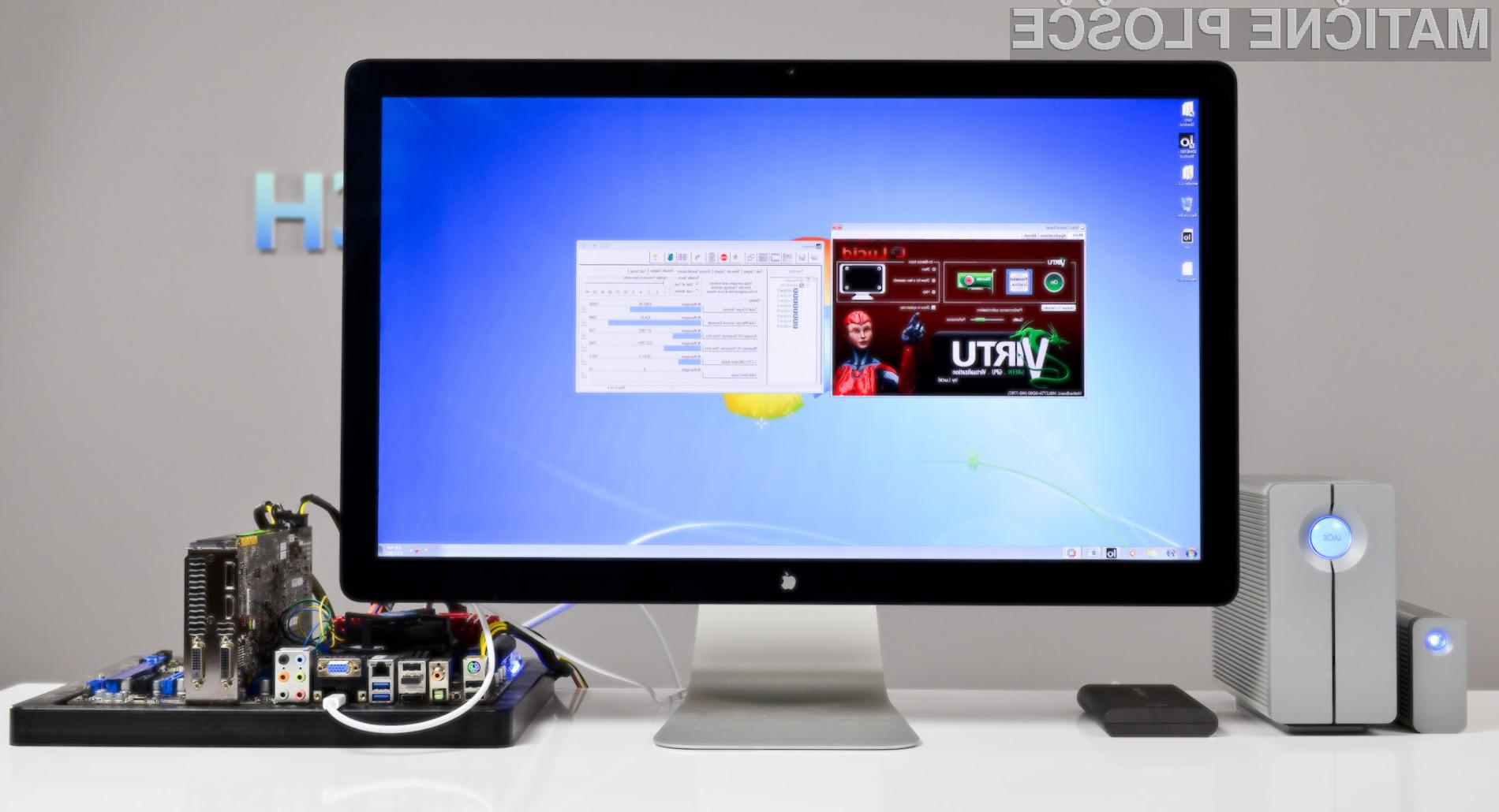 Novi Intel Thunderbolt bo primeren tako za računalnike kot televizorje ločljivosti Ultra HD!