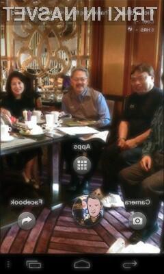 Delovanje Facebookove mobilne aplikacije »Home« lahko preizkusimo na bogati paleti mobilnikov Android.