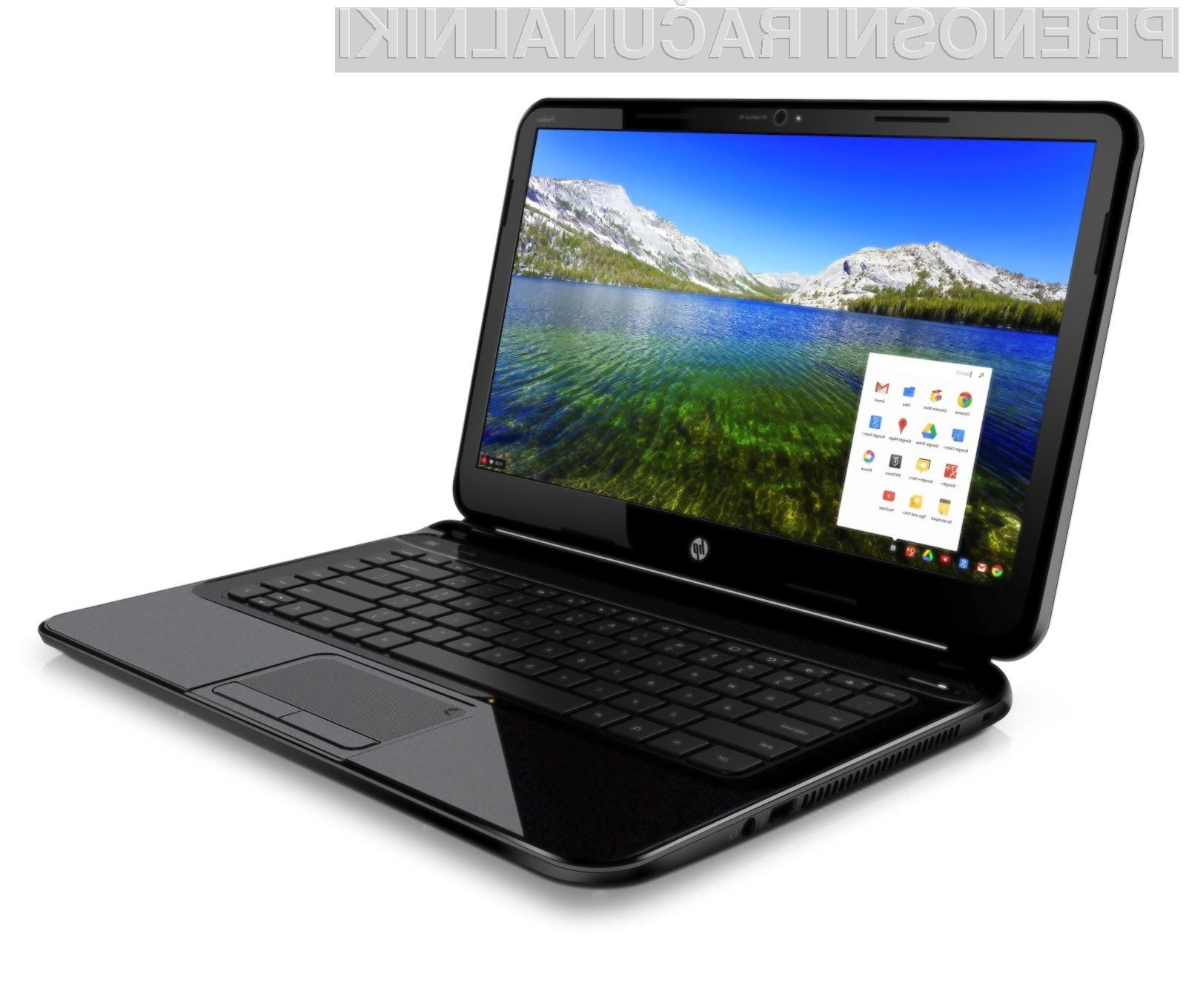 Prenosni računalniki Chromebook bodo kmalu postali zmogljivejši in bodo z enim polnjenjem delovali dlje!