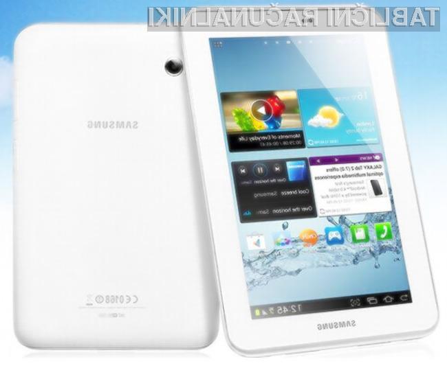 Tablični računalniki Samsung Galaxy Tab 3 vas zagotovo ne bodo pustili na cedilu!