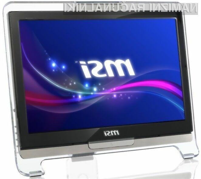 MSI Wind Top AE1941 je prvi namizni računalnik »vse-v-enem«, opremljen s pasivnim hlajenjem!