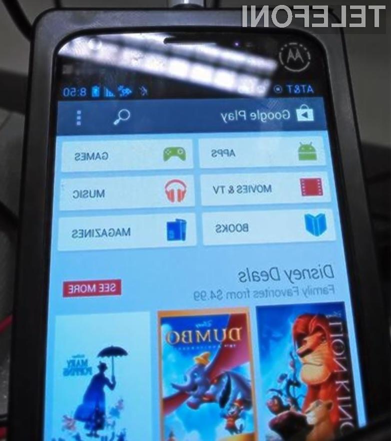 Supermobilnik Motorola X Phone naj bi bil že nared za predstavitev na letošnji konferenci Google I/O!