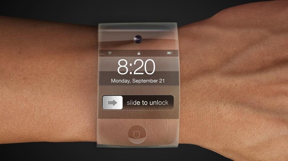 Applova pametna ročna ura iWatch naj bi revolucionirala trg dolgočasnih ročnih ur.