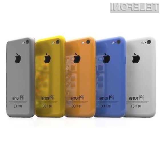 Ker bo cenejši iPhone na voljo z različnimi barvami ohišji, bo namenjen mlajšim uporabnikom storitev mobilne telefonije.