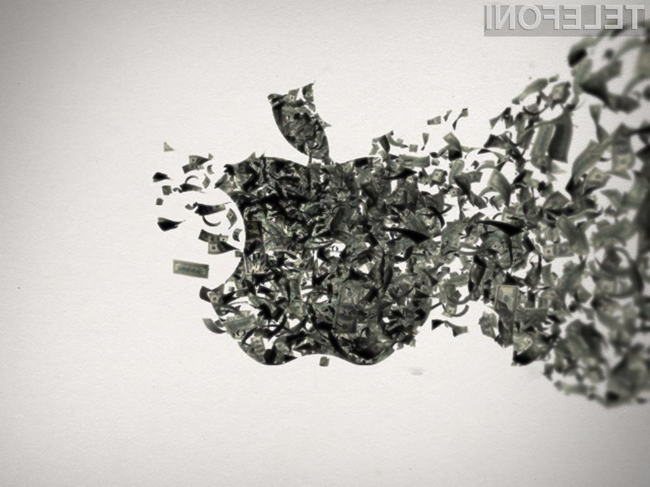 Apple verjame, da je denarna kazen proti njemu povsem neupravičena.