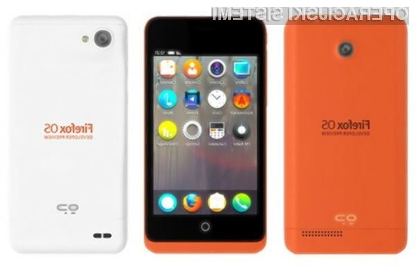 Programerji od organizacije Mozilla lahko z malo sreče povsem brezplačno prejmejo pametni mobilnik Geeksphone Keon!