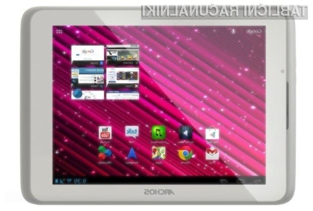 Podjetje Archos je pripravilo izjemen tablični računalnik, ki bo v primerjavi s konkurenčnimi izdelki nadvse poceni.