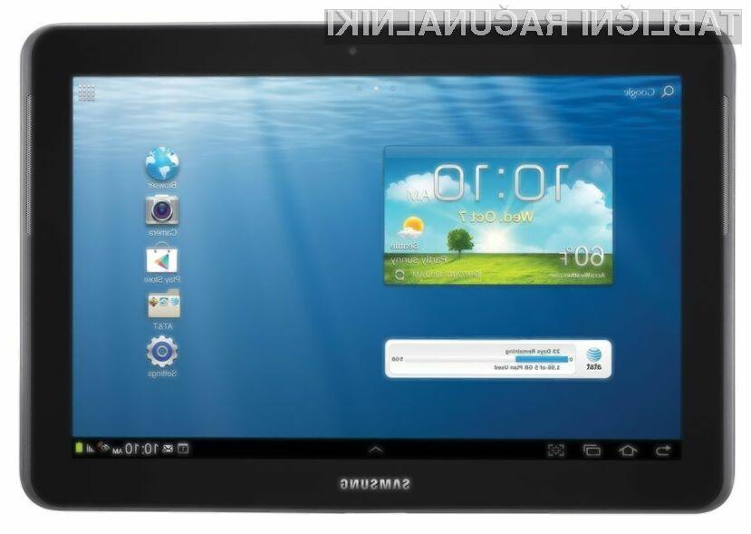 Tablični računalniki Samsung Galaxy Tab s procesorji Intel bodo občutno zmogljivejši od tistih s procesorji ARM.