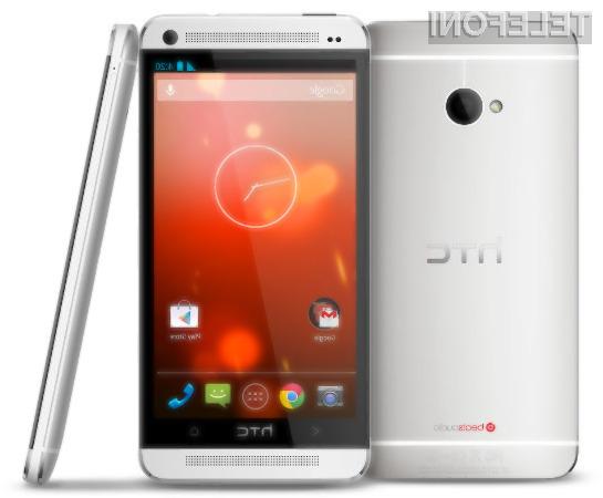 Podjetje HTC naj bi priljubljeni Android kmalu zamenjalo za lasten mobilni operacijski sistem.